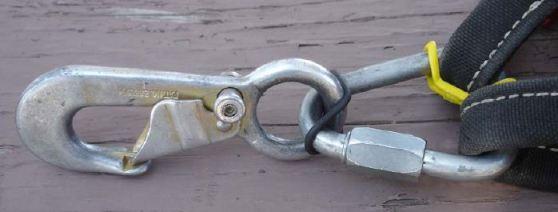 O Ring, correctly installed