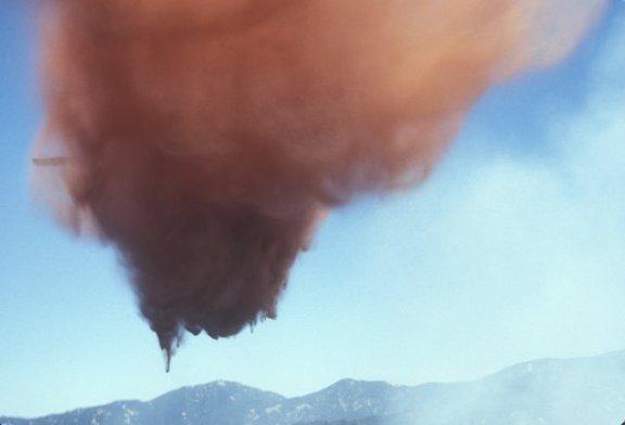 fire retardant dropping