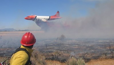 Aero Union is appealing the cancellation of their air tanker