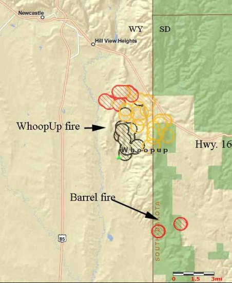 Whoopup fire map-0359 July 20 2011