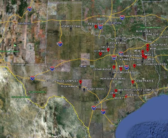 over 400 homes burn in texas wildfires