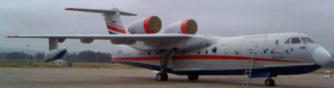 Be-200 air tanker to seek approval from Interagency Air Tanker Board