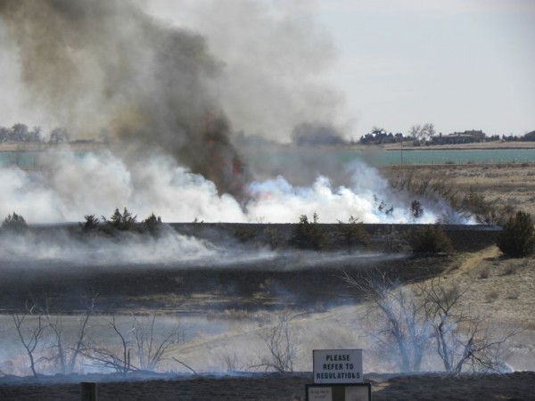Larimer County fire