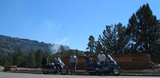 Blackwater Fire Memorial 2005