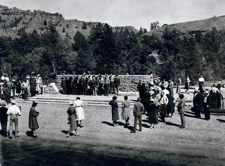 Blackwater memorial ceremony