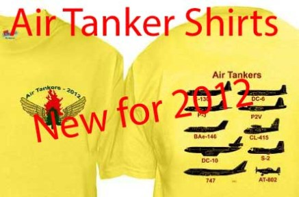 Air Tanker Shirt, 2012