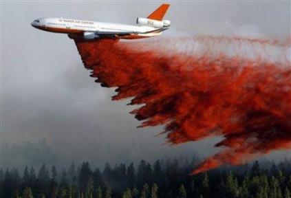DC-10 Tanker 911