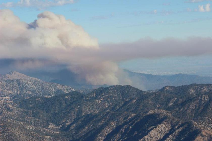 Williams Fire, Sept 2, 2012