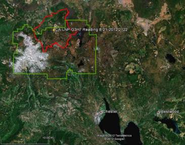 Congressmen hold hearing about Lassen National Park's Reading Fire