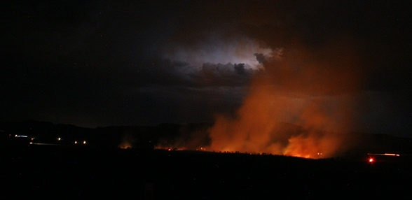Stage Hill Fire