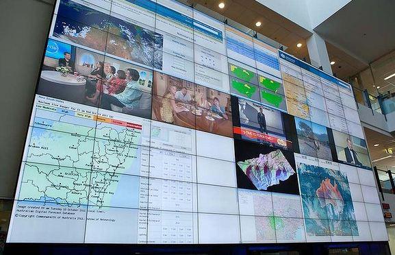 NSW video screen