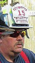 Virginia fire chief, line of duty death
