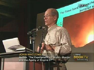 John Maclean's Esperanza presentation
