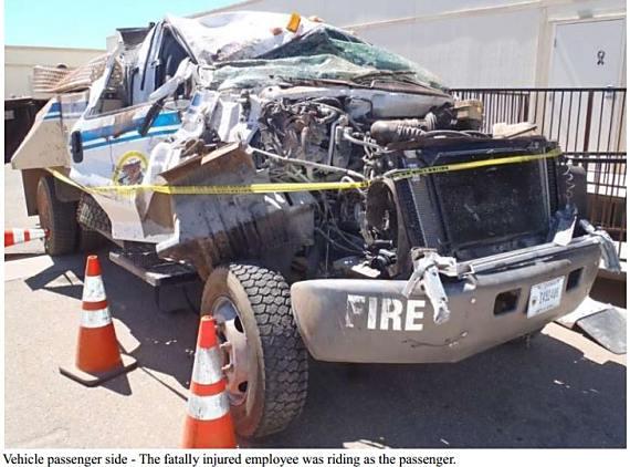 Montezuma fire, fatality engine