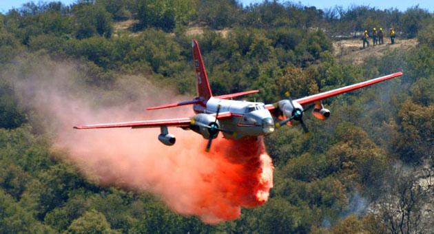 P2V drops on White Fire