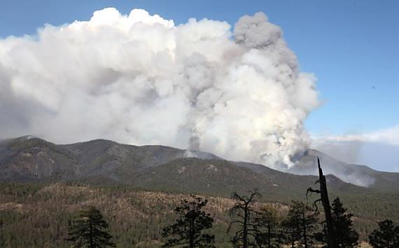 Thompson Ridge Fire,