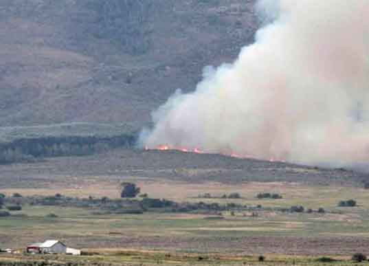 Smith Ranch Fire