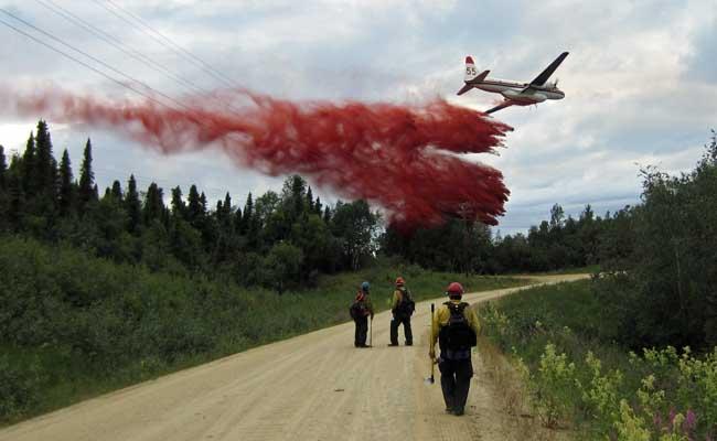 Stuart Creek 2 Fire, near Salcha AK, July 4, 2013