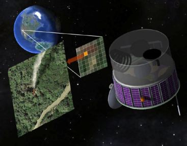 Researchers design satellite to detect wildfires — a step toward the Holy Grail of Firefighter Safety?
