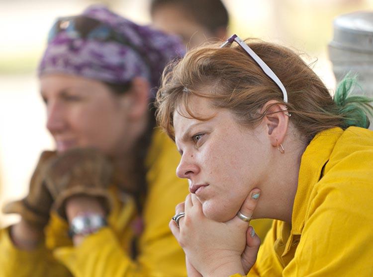 Women in Fire Bootcamp