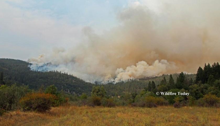 Beaver Fire entrapment