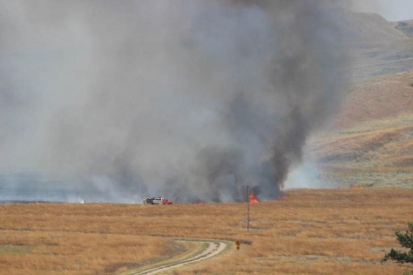Bitter Creek Fire