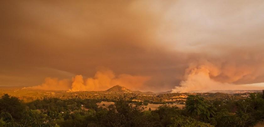 Butte Fire
