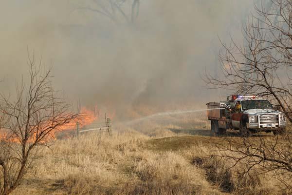 Dudley Fire Buffalo Gap