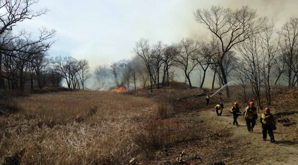 Prescribed fire cancelled in Indiana due to wildfires