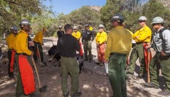 Hot Shot Wildland Fire Crew BLM Oregon /& Washington Burns IHC Fire Zone 4 in