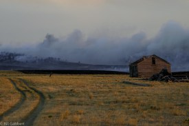Indian Canyon Fire at 8:08 p.m. MDT July 16, 2016