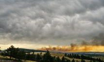 Indian Canyon Fire