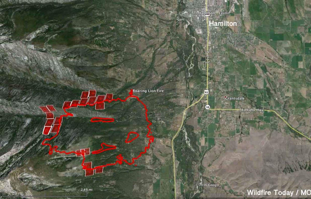 Type 1 and 2 teams ordered to respond to western Montana wildfires