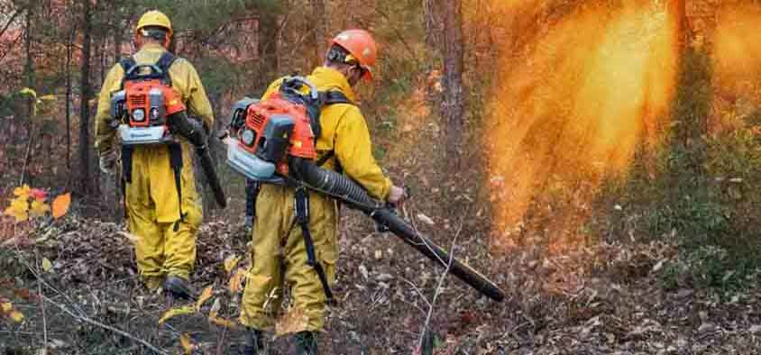Progress made on some wildfires in the South, while others still grow