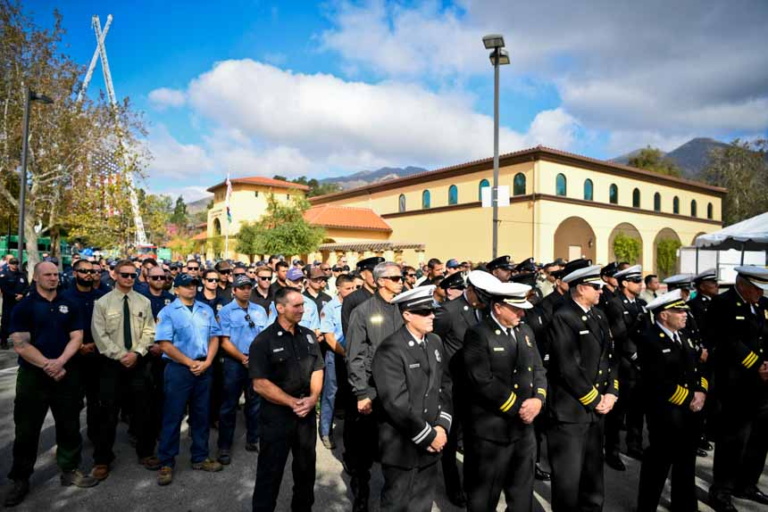 50th anniversary of the Loop Fire commemorated
