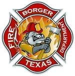 Borger Fire Department Texas