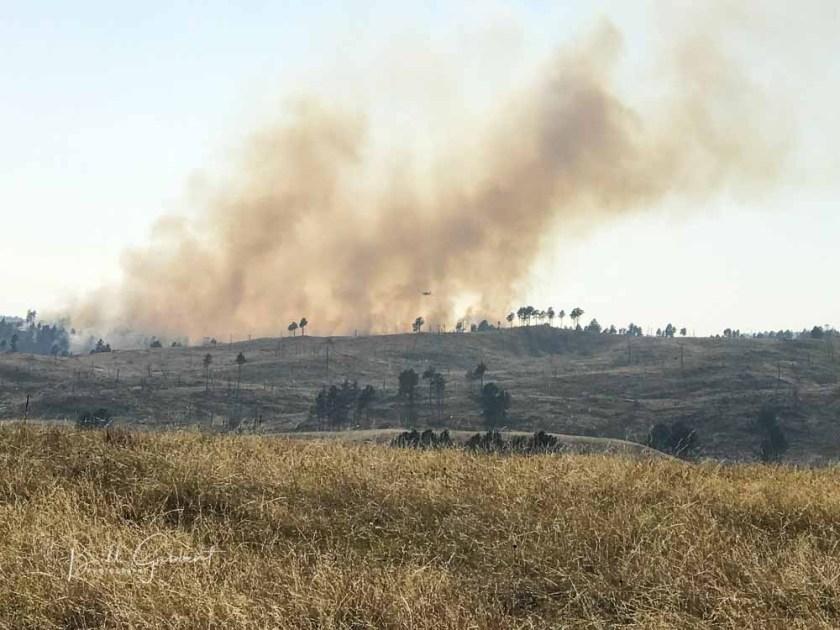 Rankin Fire south dakota