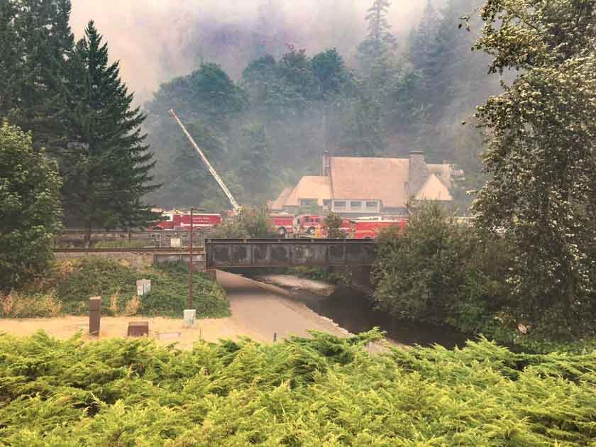 Eagle Creek Fire Archives - Wildfire Today