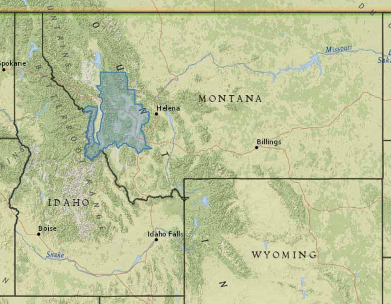 Winter Storm Watch western Montana