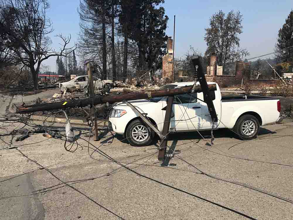 Lessons learned by fleet manager during major wildfire siege