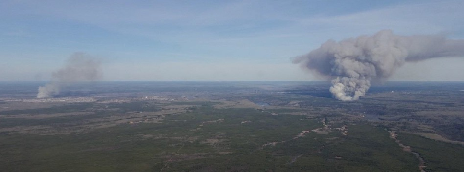 Official report shows Fort McMurray Fire created lightning-started fires 26 miles away