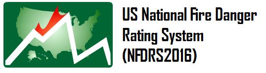 National Fire Danger Rating System 2016