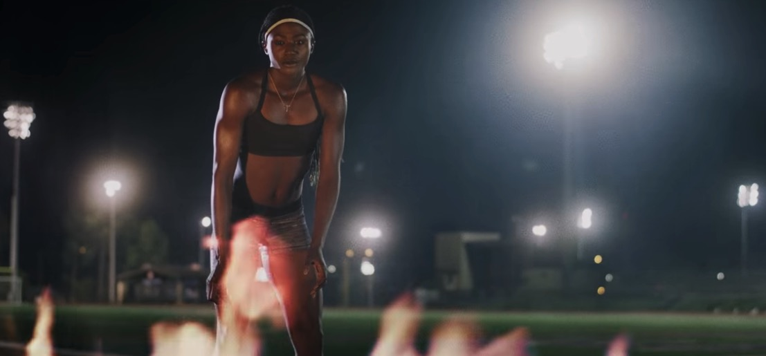 World's fastest woman makes PSA for fire prevention
