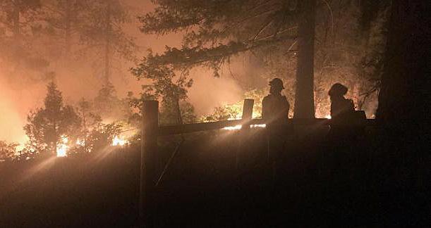 firefighters 416 fire colorado wildfire