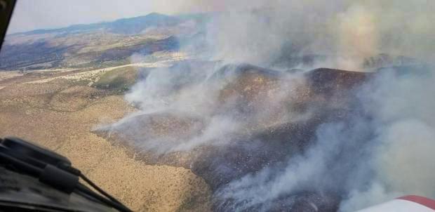 Scenic Loop Complex of Fires