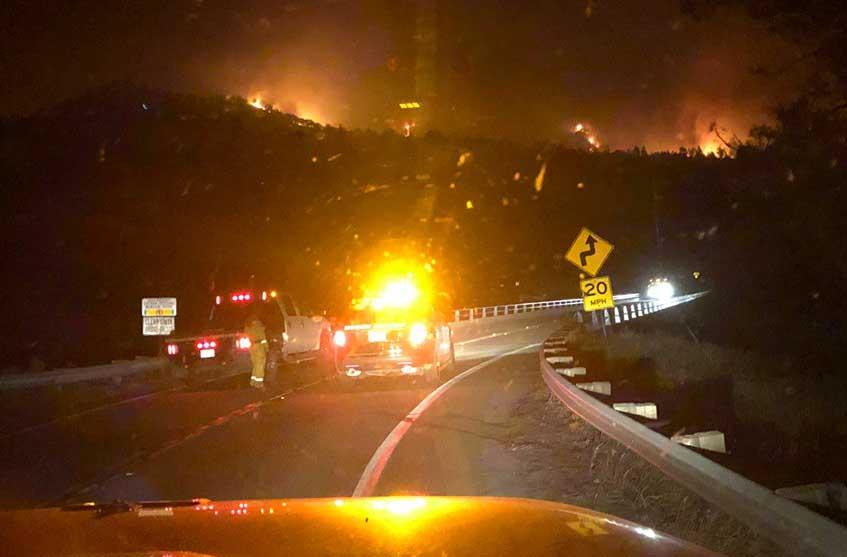 Children, Great-Grandmother Perish In California Wildfire