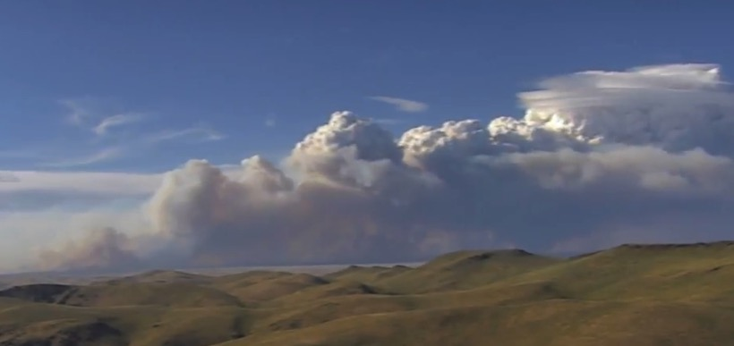 Martin Fire grows to almost 400,000 acres