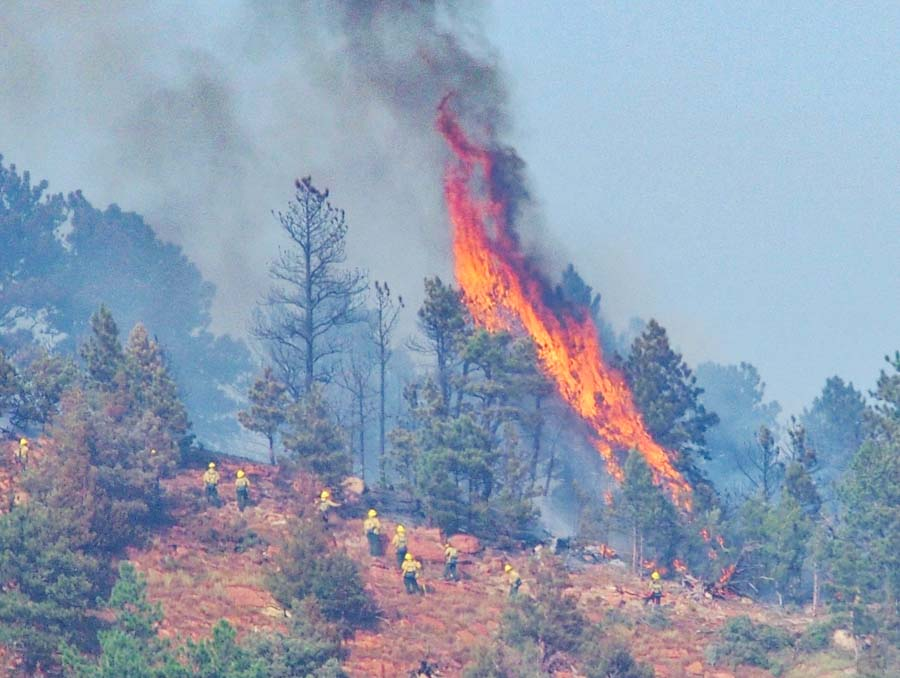 Wrapping up the Vineyard Fire