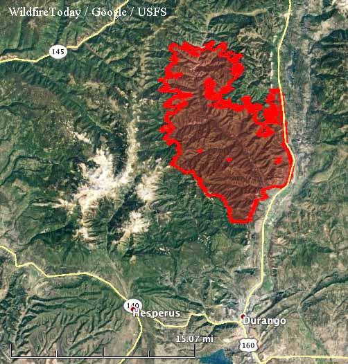 map 416 fire