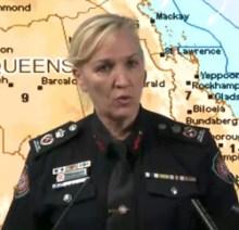 Katarin Carroll, Commissioner of Queensland F&ES